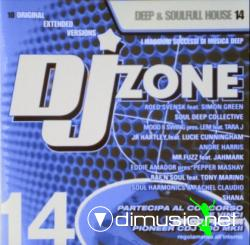 DJ Zone Deep and Soulfull House 14 (2008)