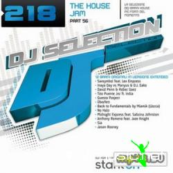 Cover Album of DJ Selection Vol.218 (The House Jam Part 56)