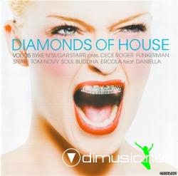 diamons of house  Vol. 5 (2008) (Full Album)