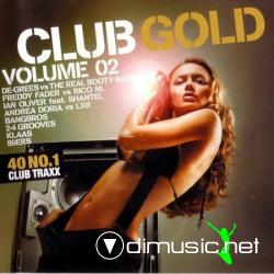Club Gold Vol 2 [[2 CD`s]] ((2008))