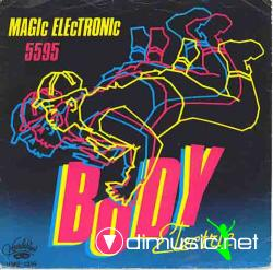 Body Electric - Magic Electronic - Vinly 7'' - 1984