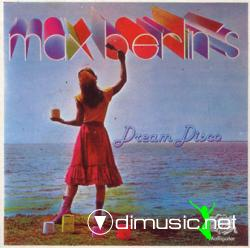Max Berlin - Dream Disco - Vinly 12'' - 1978