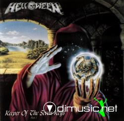 Cover Album of Helloween - 1987 - Keeper Of The Seven Keys Part 1