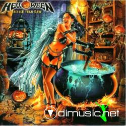 Cover Album of Helloween - 1998 - Better Than Raw