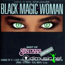 CARLOS SANTANAblack magic woman{the best of} 1986