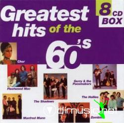 VA - Greatest Hits Of The 60's (8 CD Box Set)