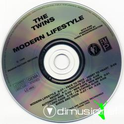 The Twins - 1982 - Modern Lifestyle +cover