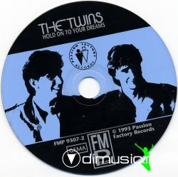 The Twins - 1987 - Hold On To Your Dreams (incl. 12- Mixes)