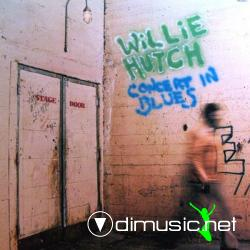 Cover Album of Willie Hutch - Concert in Blues (1976)