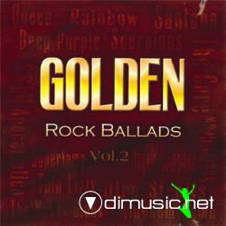 VA - Golden Rock Ballads vol.2 (2005)