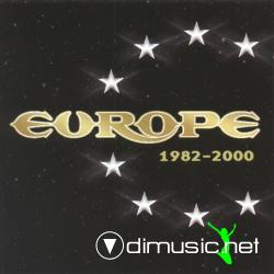 Europe - The Greatest Hits 1982- 2000