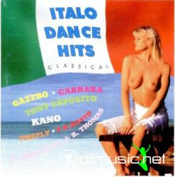 Cover Album of V.A. - Italo Dance Hits (1996)