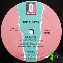 The Flirts - Passion (1982)(Special Import Remix)