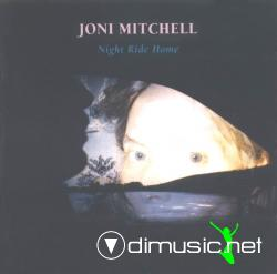 JONI MITCHELL-Night Ride Home (1991)