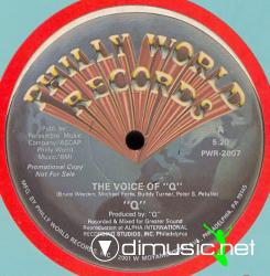 Q - The Voice of Q - Vinly 12'' - 1982