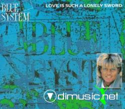 BLUE SYSTEM-LOVE IS SUCH A LONELY SWORD (CDM 1990)