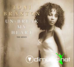 TONI BRAXTON - UN-BREAK MY HEART (CDM 1996)