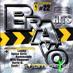 Cover Album of V.A -  Bravo Hits 22 - 1998