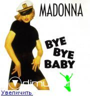 Cover Album of Madonna - Bye Bye Baby (1993)