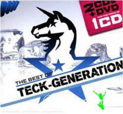 Va - The Best Of Teck-Generation 2Cd-2009