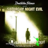 Cover Album of Deathlike Silence - Saturday Night Evil [2009]