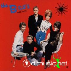 Cover Album of B-52'S-Wild Planet 1980