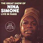 Nina Simone - The Great Show Live in Paris (1968)