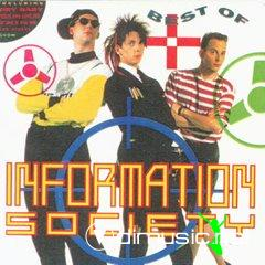 INFORMATION SOCIETY - PURE ENERGY THE VERY BEST OF (2004) *