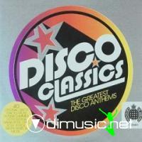 Ministry Of Sound - Disco Classics 1