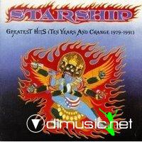 Starship - Greatest Hits 1971 - 1991