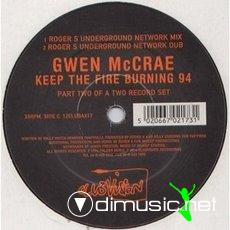 Gwen McCrae - Keep The Fire Burning 12