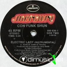 Con Funk Shun - Electric Lady 12