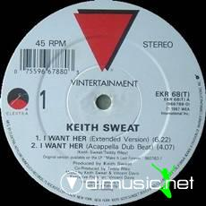 Keith Sweat - I Want Her 12
