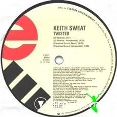 Keith Sweat - Twisted 12