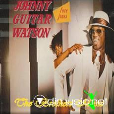 Johnny Guitar Watson - Love Jones (Vinyl, LP, Album) (1980)