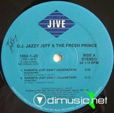 Dj Jazzy Jeff - Parents Just Dont Understand 12