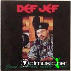 Def Jef - Just a Poet With Soul (1989)
