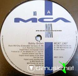 Bobby Brown - Rock Wit'Cha 12Inch (1988)