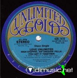 Love Unlimited - High Steppin' Hip Fressin' Fella 12-Inch (1979)