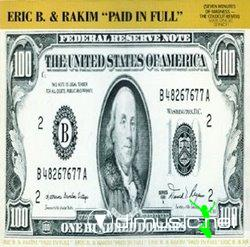 Eric B. & Rakim - Paid In Full 12-Inch (1987)