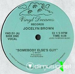 Jocelyn Brown - Somebody Else's Guy 12-Inch (1984)