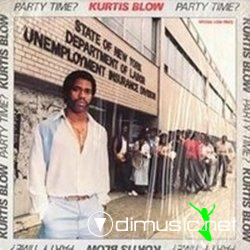 Kurtis Blow - Party Time (1983)