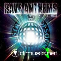 2009 VA - Rave Anthems  - 1990-1996 3CDs