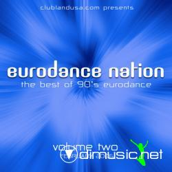 Euro Dance Nation 90' vol 02