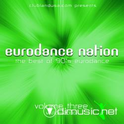 Euro Dance Nation 90' vol 03