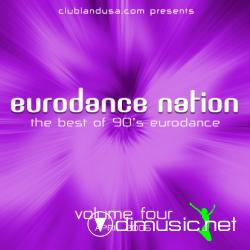 Euro Dance Nation 90' vol 04