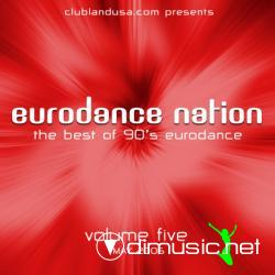 Euro Dance Nation 90' vol 05