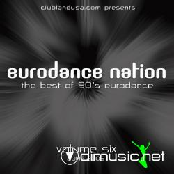 Euro Dance Nation 90' vol 06