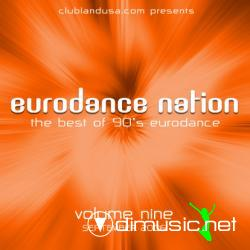 Euro Dance Nation 90' vol 09