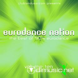 Euro Dance Nation 90' vol 10
